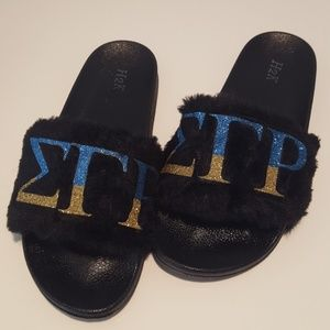 c60c824235a6 Shoes - Sigma Gamma Rho Slippers
